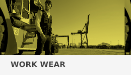 WorkwearCollection Menu